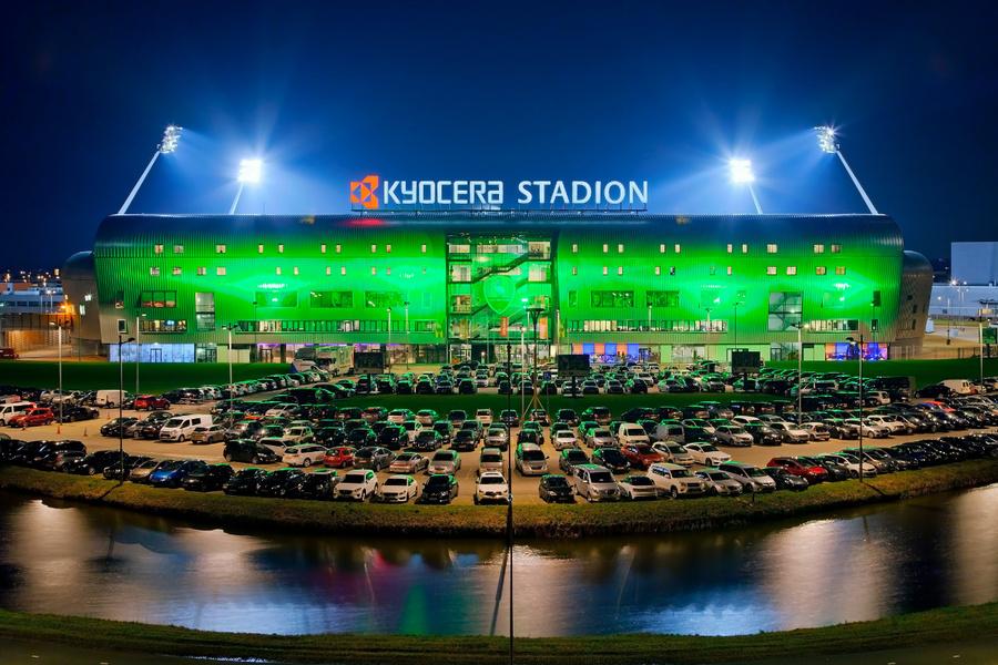 KYOCERA Stadion krijgt andere naam