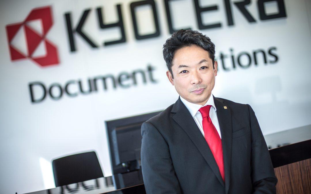 Takuya Marubayashi benoemd tot presidentKYOCERA Document Solutions EMEA
